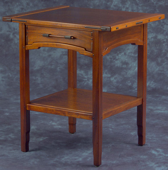 Pdf greene and greene side table plans plans free for Free greene and greene furniture plans